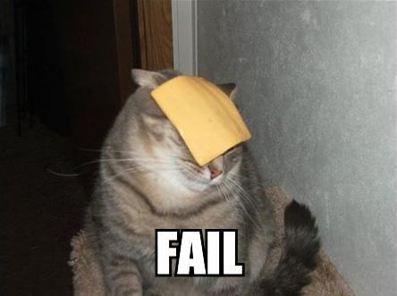 Fail-Cat